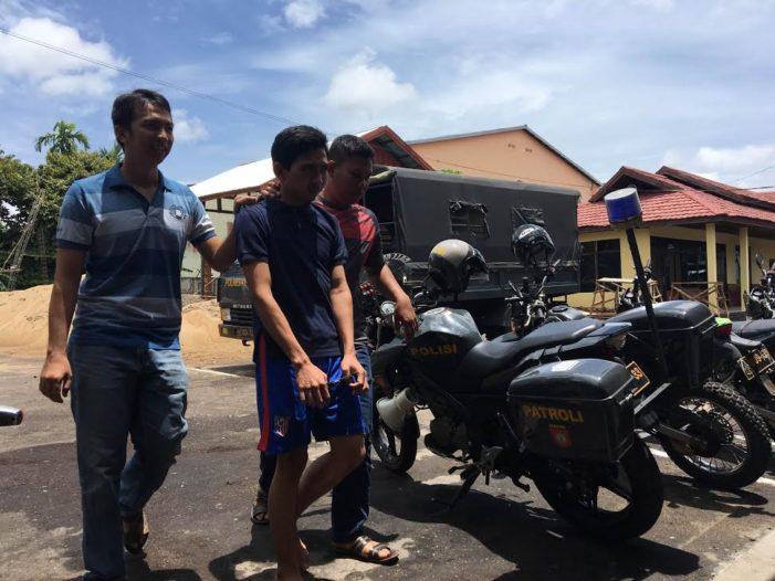 Sempat Buron, Mantan Kepsek Pencabul 8 Anak SD Ditangkap