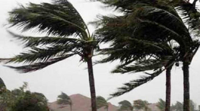 Ketapang Berpotensi Cuaca Ekstrim, Masyarakat Diminta Waspada