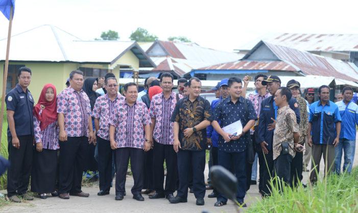 Karang Taruna Desa Payak Kumang Ikut Seleksi Karang Taruna Berprestasi Tingkat Nasioal 2016