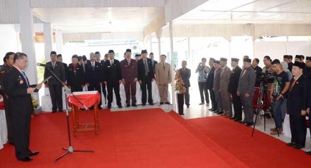 135 Pejabat Yang Dilantik PJ Bupati Kartius Akan Dicabut Bupati Ketapang