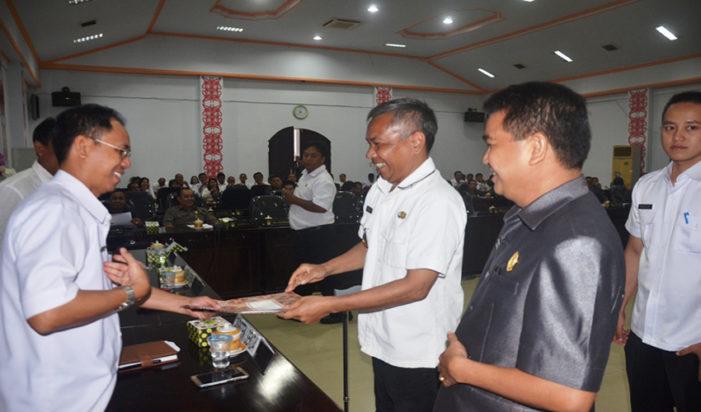 DPRD Setujui 14 Pembentukan Perda Ketapang