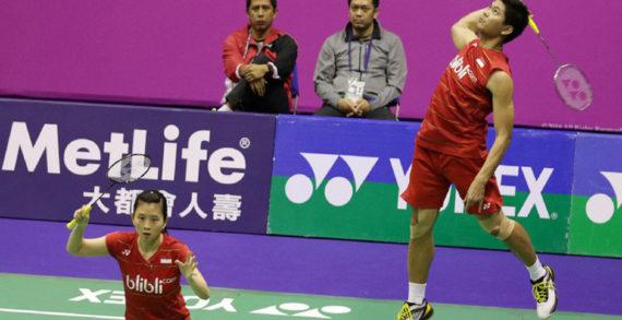 Hari Ini,Tiga Wakil Indonesia Bertarung di Semifinal Bulutangkis