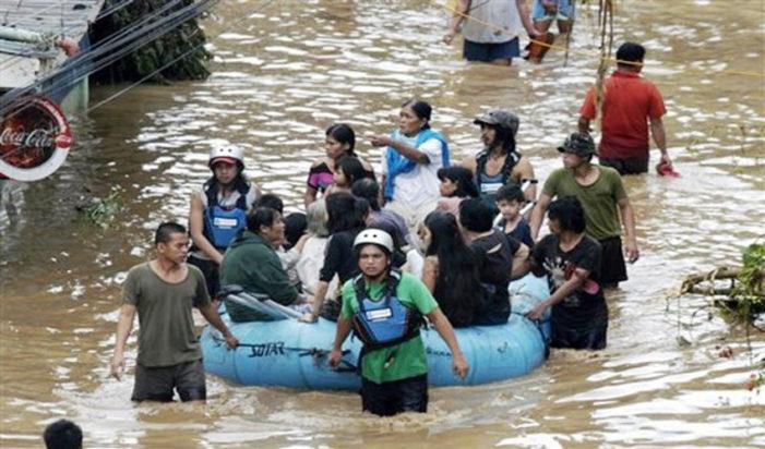 Jika Banjir, Desa-Desa Ini Bakal Tengelam