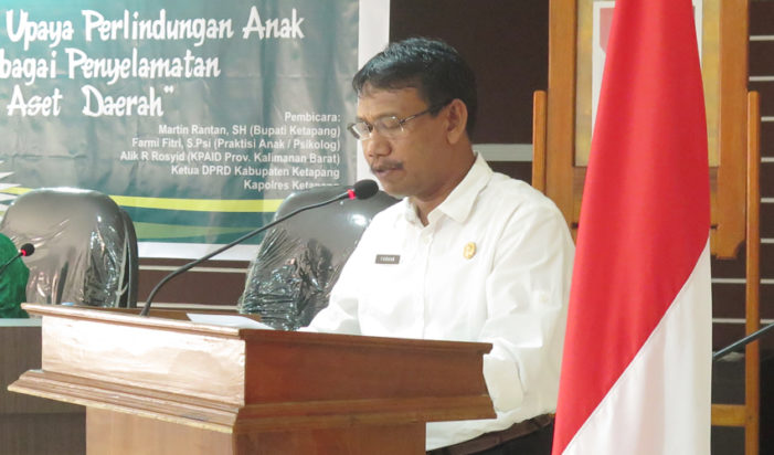 Bupati: Workshop KAHMI Diminta Hasilkan Kebijakan Strategis Untuk Pemda