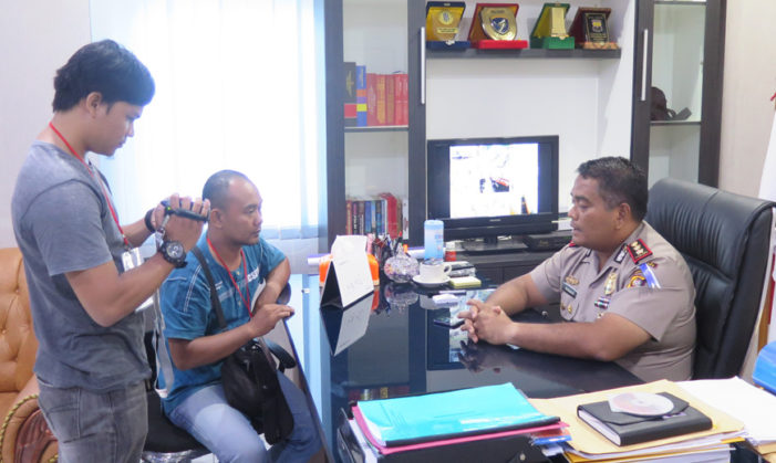 Penyebab Anggota Polres Ketapang Dipecat