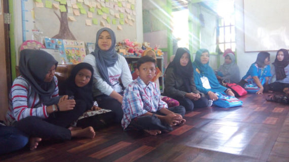 Kunjungan Peserta PUSPA: Membagi Hati, Wujudkan Mimpi Anak Negeri