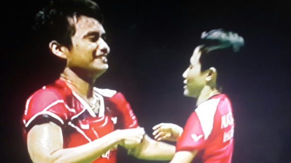 Lagi, Owi/Butet Juara Ganda Campuran China Open Series