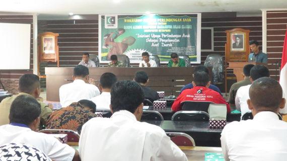 KAHMI Ketapang Gelar Workshop Perlindungan Anak Daerah
