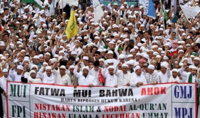Demo Ahok Bisa Mencapai 500 Ribu Orang