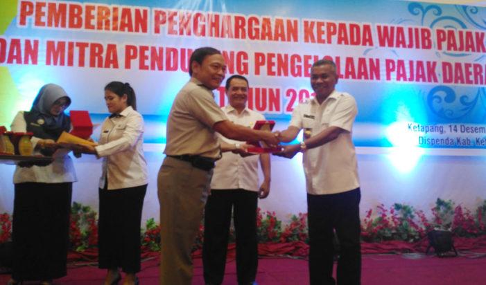 BPN Apresiasi Penghargaan Kepada Wajib Pajak