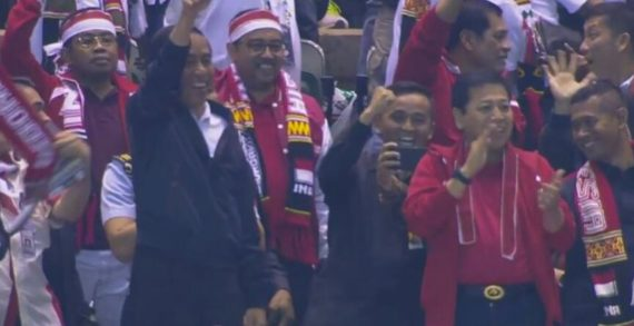 Akhirnya Indonesia Unggul 2-1 vs Vietnam