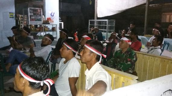 Warga Manis Mata Bangga Sama Timnas Indonesia