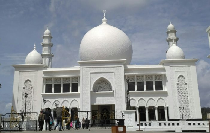 Sejak Diresmikan, Masjid Al Khair Ramai Dikunjungi