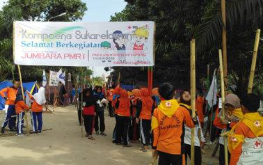 Video: Dibalik Jumbara PMR-PMI Ada Kampoeng Sukarelawan