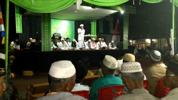 Tabligh Akbar Di Pesaguan Kanan Dihadiri Ribuan Masyarakat