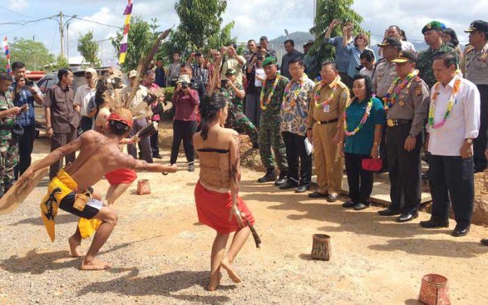 Gubernur Dukung Program Desa Siaga Api