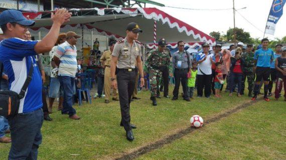 75 Club Sepak Bola Berlaga di Tournament Gusti Saunan