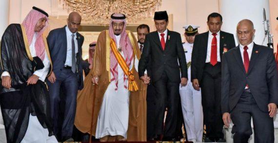 Kunjungan Raja Salman, Hasilkan Sebelas MoU Indonesia-Arab Saudi