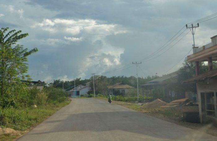 Jalan Provinsi Berubah Menjadi Jalan Negara