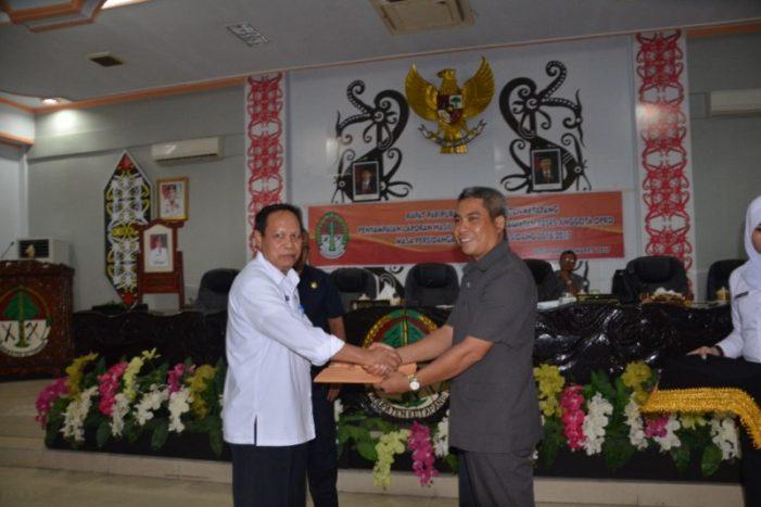 Anggota DPRD Sampaikan Hasil Reses