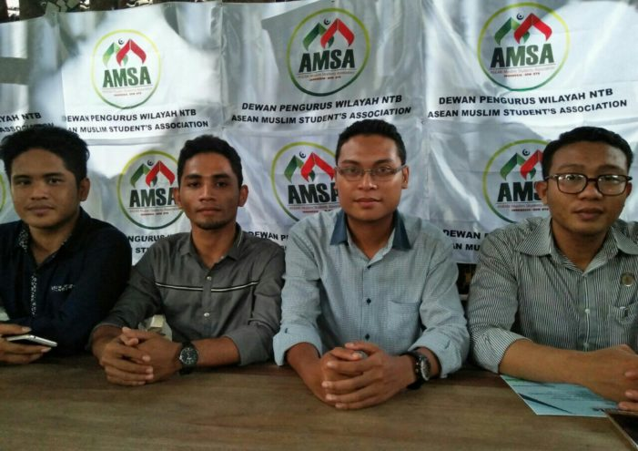 Conference AMSA Lahirkan Rekomendasi Untuk NTB