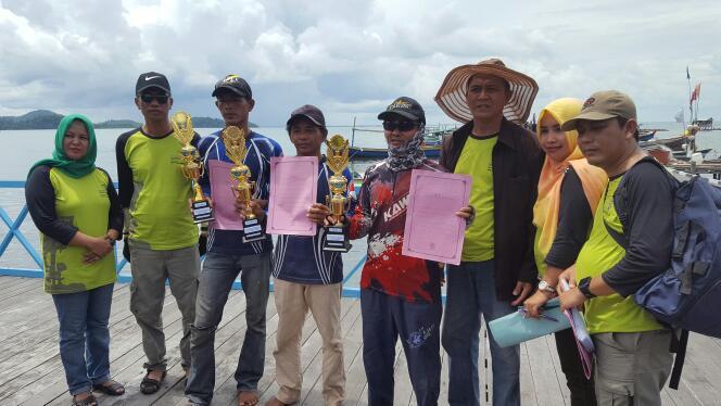 Peringati Hari Nelayan Nasional, Gelar Lomba Memancing