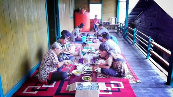 Sejarah Rumah Melayu Mulai Terlupakan