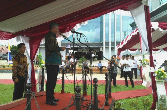 Bupati Harapkan Ketapang Wakili Kalbar