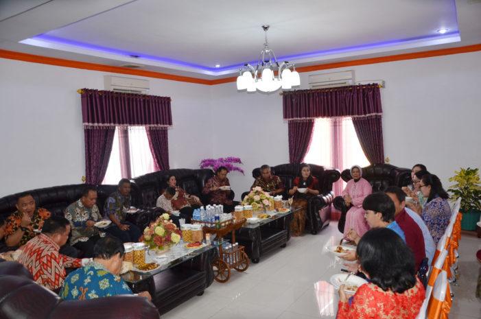 Bupati Ikat Silaturahmi Idul Fitri