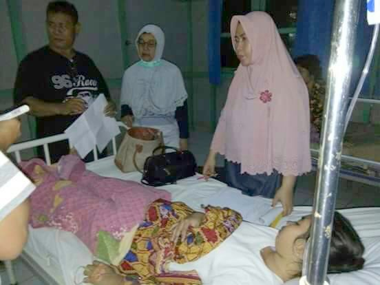 28 Warga Kecamatan Marau Keracunan