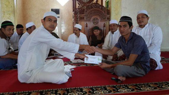 Zakat Mal Masjid Baiturrahim Manis Mata Meningkat