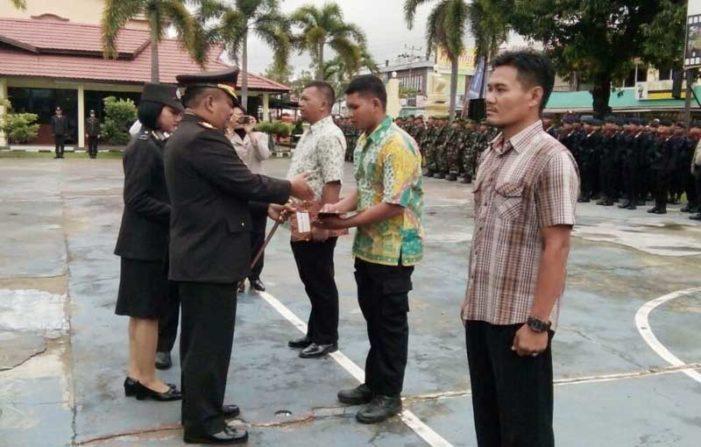 Presiden Dukung Tugas Polri