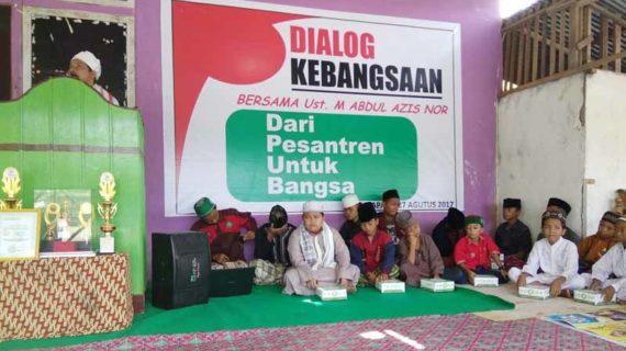 Ponpes Nurul Iman Gelar Dialog Kebangsaan