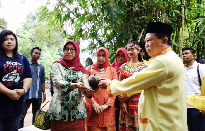Gowes Pesona Nusantara di KKU Dibuka