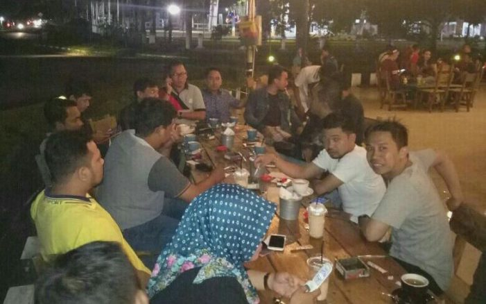 HIPMI Ketapang Wacanakan Jalin Kerjasama Dengan Danamond