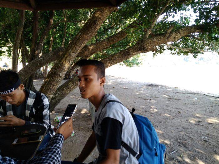 Pulau Datok Menjadi Tujuan Utama Weekend