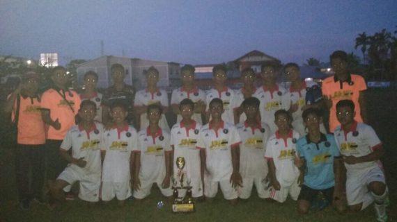 PSTMM Peringkat Kedua Piala Menpora