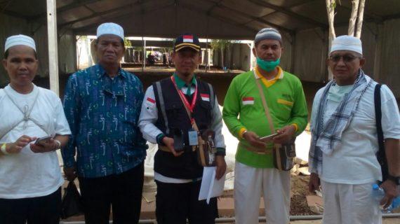 Jamaah Haji Ketapang Siap Wukuf di Arafah