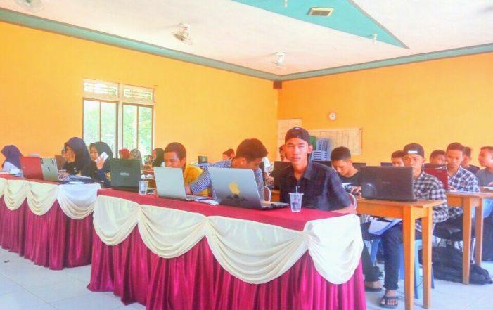 Permaku Gelar Pelatihan Microsof Office Exel