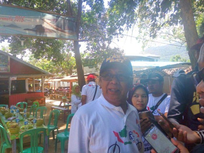 Hildi Wacanakan Gowes Nusantara Tiga Kali Setahun
