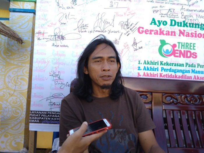 Gusti Iwan Promosikan Kopi Kayong Utara Sampai Tamrin City Jakarta