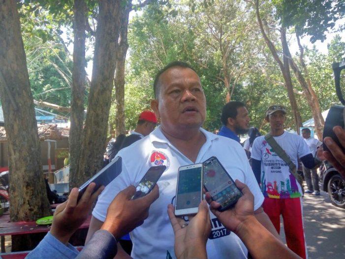 Kayong Utara Tempat Pertama Gowes Pesona Nusantara