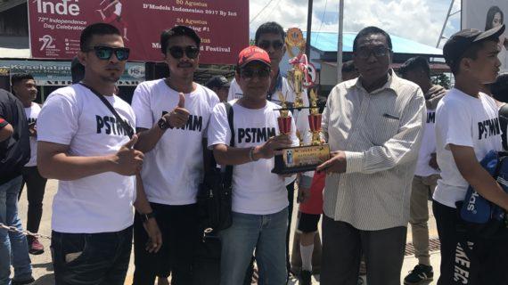 Tim PSTMM U-16 Ketapang Pulang Dengan Dana Sumbangan