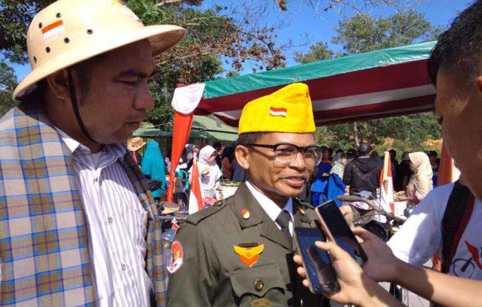 Sepok Apresiasi Gowes Pesona Nusantara Kayong Utara