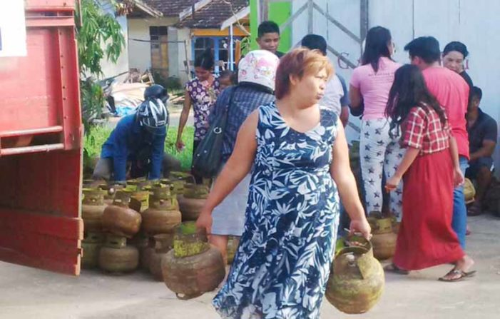 Anggota DPRD Bersuara Terkait Kelangkaan Gas 3 Kilogram