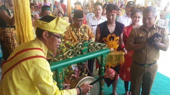 Bupati : Festival Keraton Matan Bukti Eksistensi Budaya Lestari dan dijaga Baik