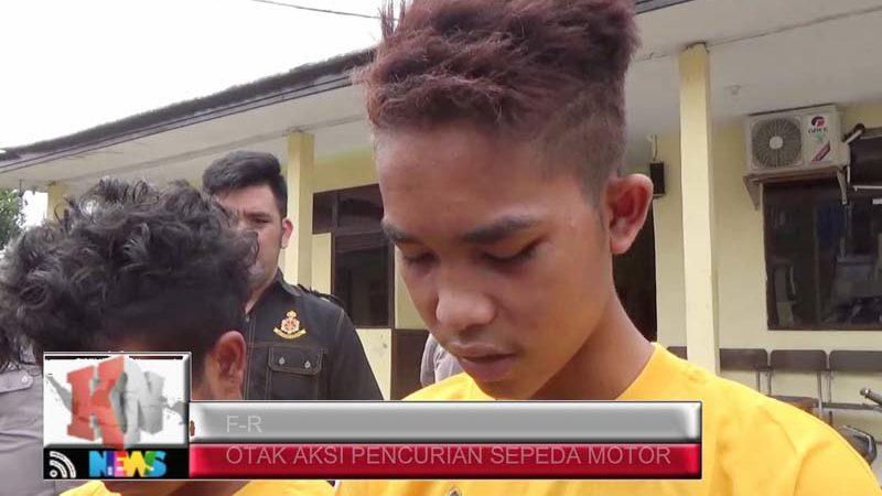 Video: Ingin Bentuk Geng Motor, Sejumlah Remaja Terlibat Curanmor