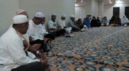 Jamaah Haji Ketapang Bersiap Ke Madina