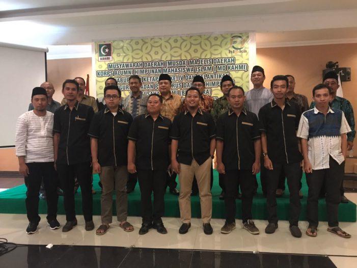 Majelis Daerah Kahmi Gelar Musda