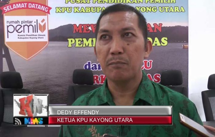 Video: KPU Sosialisasi Tahapan DPT Sebagai Syarat Dukungan Paslon